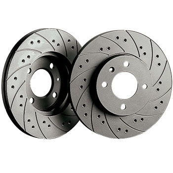 Black Diamond Combi Brake Discs - Front