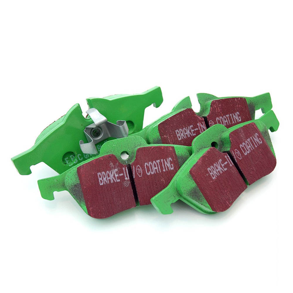 EBC Green Stuff Brake Pads - Rear