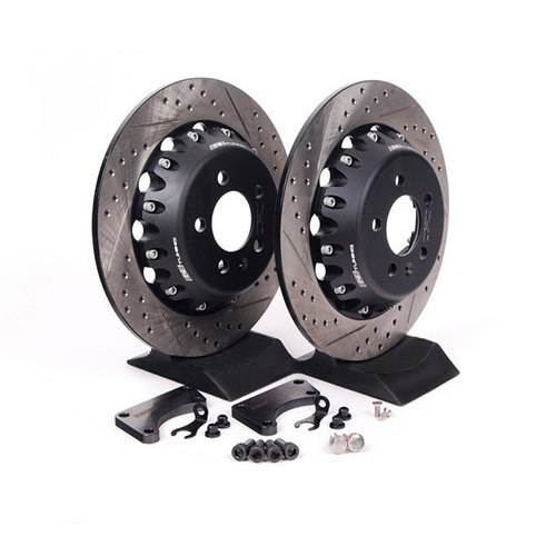 ECS Stage 1 Big Brake Kits - Front