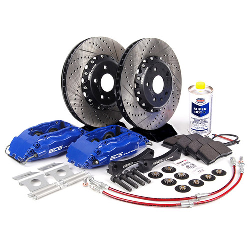 ECS Stage 3 Big Brake Kits - Front