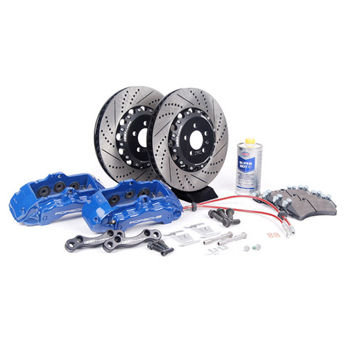 ECS Stage 5 Big Brake Kits - Front