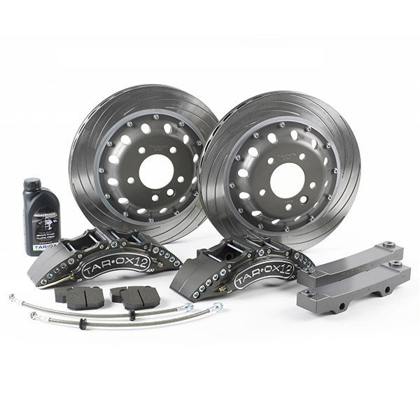 Tarox Rear Big Brake Kits - Compact 12 Pot