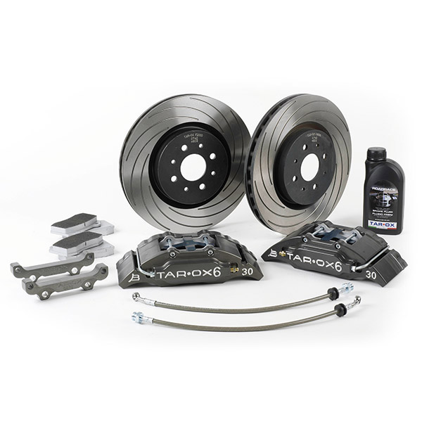 Tarox Front Big Brake Kits - Sport 6 Pot