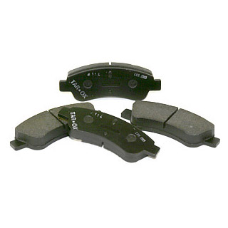 Tarox Corsa Brake Pads - Rear