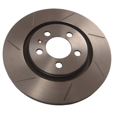 Venom Grooved Brake Discs - Rear