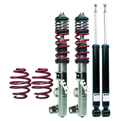 eibach pro street s coilovers for vw golf mk 4 1j. Black Bedroom Furniture Sets. Home Design Ideas