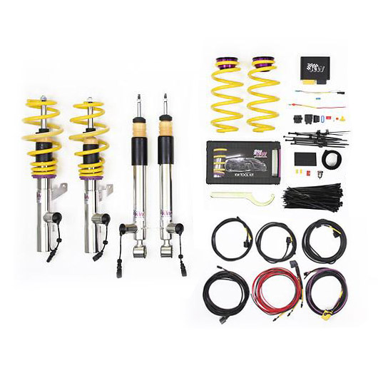 KW Variant 1 S/S Coilovers - DDC inc ECU